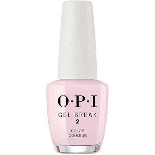 OPI Gel Break Nail Treatment, 2nd Step, Nude Shades Polish, 15 ml