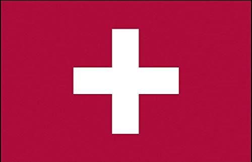 Sticker autosticker - Zwitserland - 301203 - Gr. ca. 9,5 x 6,5 cm.