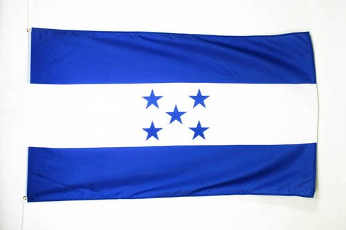 AZ FLAG Flagge Honduras 150x90cm - HONDURANISCHE Fahne 90 x 150 cm - flaggen Top Qualität