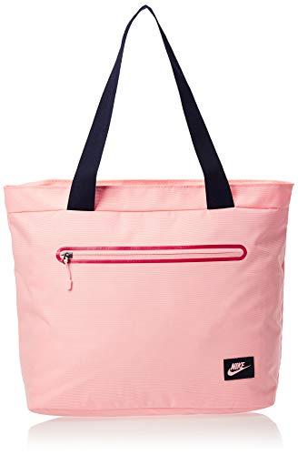 Nike Kid's Tech Tote Bag Rucksack, Unisex Erwachsene, Bleached Coral, Einheitsgröße