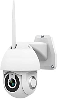 Security Camera,Wireless Security IP Camera, 1080P Ptz Ip Camera,Dome Cameras WiFi 2MP HD 1080P Wireless CCTV IR Camera Ou...