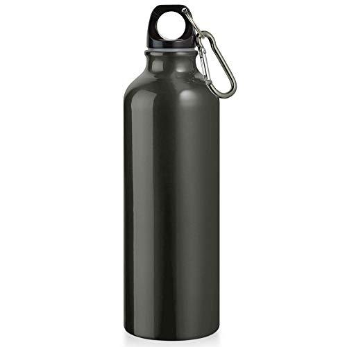 Squeeze Alumínio 750 ml Sport TopGet Chumbo