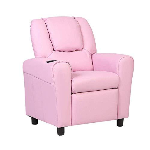 N/Z Living Equipment Kindersofa Sessel Weiche Rückenlehne Ergonomisches zeitgenössisches Sofa (Farbe: 62x50x58cm)