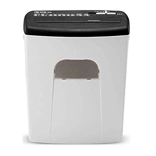 WBYHGY Pequeño Papel - File Shredder Shredder Oficina de Escritorio Shredder (305x175x363mm)
