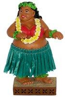 KC Hawaii Sweet Wahine Dashboard Doll 4'
