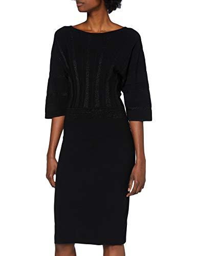 BOSS Damen C_Fayuria 10231434 01 Kleid, Black1, XL