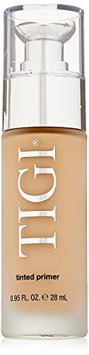 TIGI Cosmetics Tinted Primer, Medium, 0.95 Fluid Ounce
