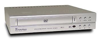 Cyberhome Region Free 110/220v Progressive Scan DVD Player CH-DVD 300