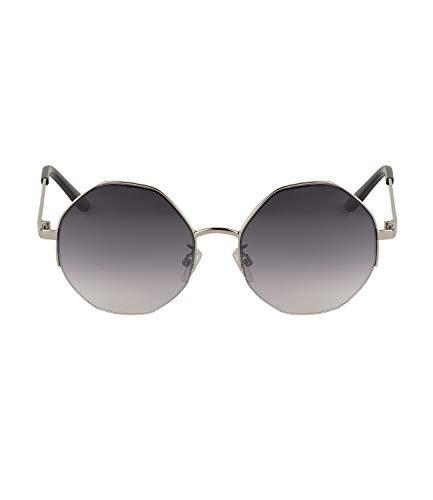 SIX Sonnenbrille mit achteckigem Rahmen (326-070)