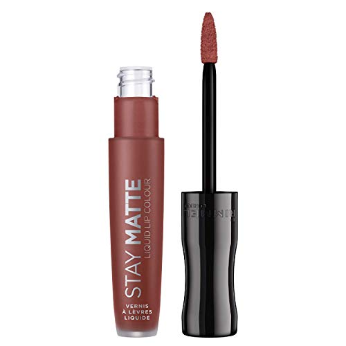 Rimmel London Stay Matte Liquid Lip Colour Nude Labial Líquido Tono 723 - 5.5 ml