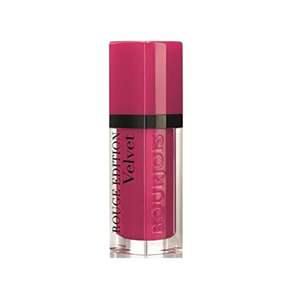 センチメンタルセレナラオス人Bourjois Rouge Edition Velvet lipstick Ole Flamingo 5 (Pack of 6) - ブルジョワルージュ版のベルベットの口紅フラミンゴ5 x6 [並行輸入品]