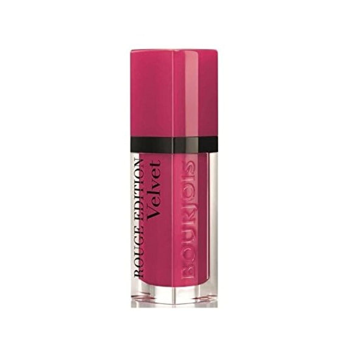 拳石炭ブースBourjois Rouge Edition Velvet lipstick Ole Flamingo 5 - ブルジョワルージュ版のベルベットの口紅フラミンゴ5 [並行輸入品]