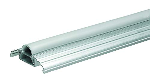 Frost King DAT39H Premium Adjustable Aluminum Threshold, 3-1/2-Inch by 36-Inch, Silver