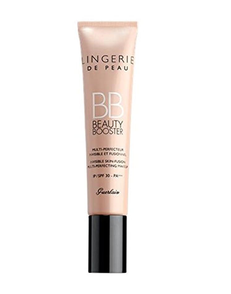 Guerlain Lingerie de Peau BB Beauty Booster Multi Perfecting Makeup SPF 30 Light Foundation for Women, 1.3 Ounce
