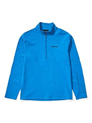 Marmot Rocklin 1/2 Zip Jacke, Herren, Rocklin 1/2 Zip Jacket, blau (Classic Blue), XX-Large