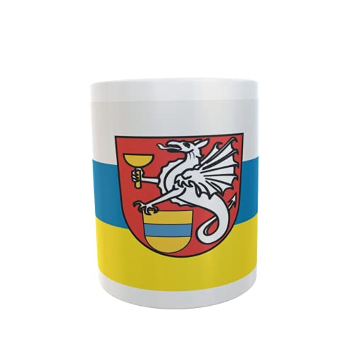 U24 Tasse Kaffeebecher Mug Cup Flagge Blaibach
