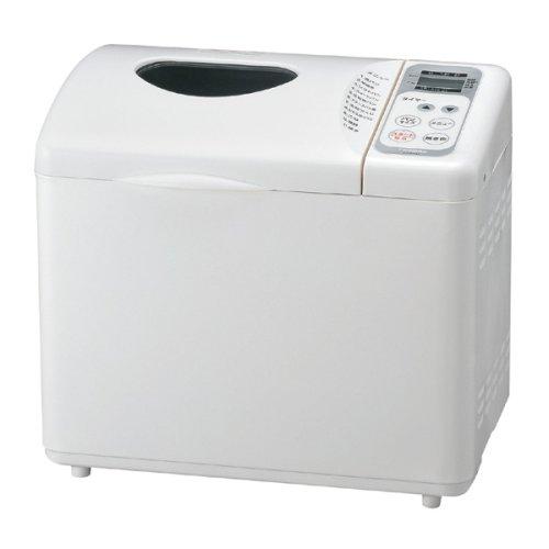 TWINBIRD「2斤まで焼ける」 ホームベーカリー ホワイト PY-D432W