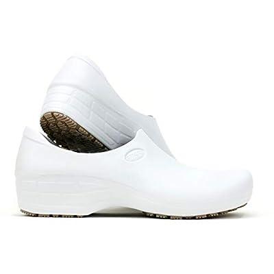 leather nursing shoes nike