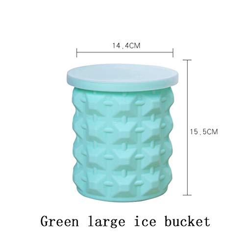 Creatieve ijsblokjes van siliconen voor ijsmachine, ijsvorm bevroren drankje geverfd, bier, champagne geschikt voor bars, restaurants, feestjes voor barbecues, cocktails,