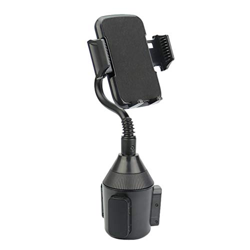 Meilunmeihu Car Phone Holder,Adjustable Phone Holder,Universal Car Phone Mount,Phone Holder for Car with One Button Release&Strong Sticky Gel Pad,Mobile Phone Car Cradles for
