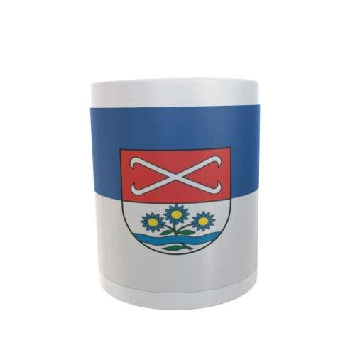 U24 Tasse Kaffeebecher Mug Cup Flagge Sülzetal OT Sülldorf