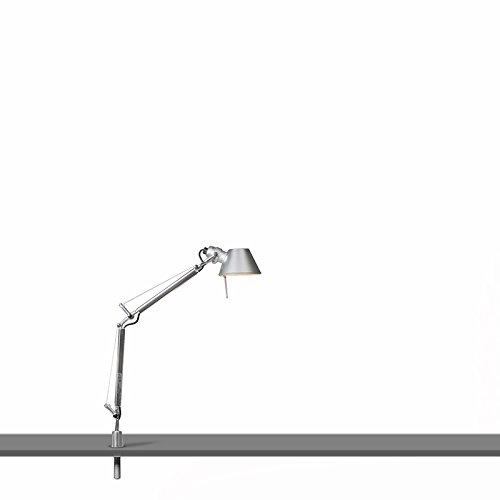 Artemide Design/Industrie/Industrial/Modern Artemide Schreibtischleuchte/Tischleuchte/Büroleuchte/Tischlampe/Lampe/Leuchte verstellbar - Artemide Tolomeo Tavolo Micro/Innenbeleuchtung