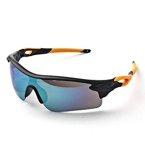 Gafas de sol de deportes al aire libre Gafas de montar al aire libre Polarización Protección UV Adecuado para todo tipo de deportes