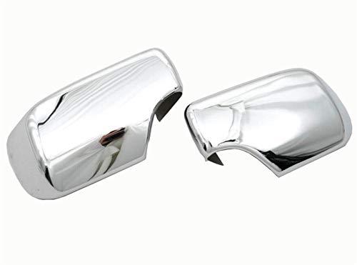 Espejo Cubierta De Espejo Lateral De Estilo Cromo Para BMW E46