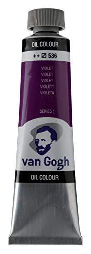 Van Gogh ACEITE DE PINTURA VIOLET, talla única