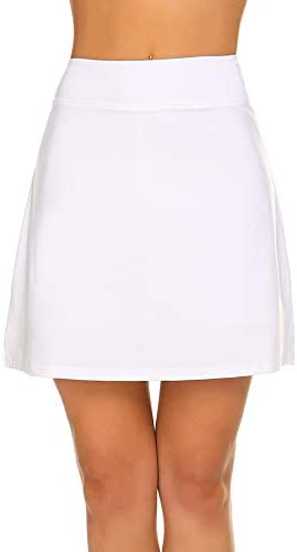 Ekouaer Women s Everyday Skort with Built in Shorts Any Activities Light Summer Skirts Workout product image