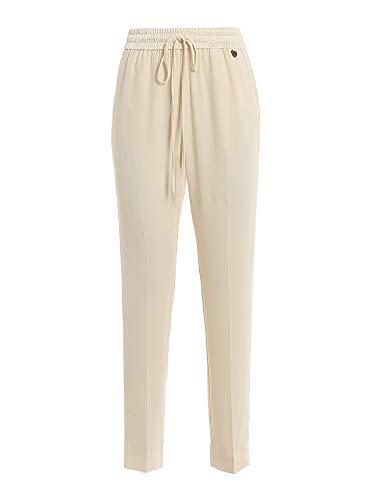 TWIN SET PRECOLLEZIONE 201TP2431 00018 Avorio Twin Set Pantalone Donna 44