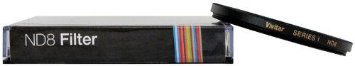 Vivitar viv-nd8–62–Filtro de cámara de Densidad Neutra 62mm Filtro de cámara–Filtros para Cámaras (6,2cm, Filtro de cámara de Densidad Neutra, 1Pieza (S))