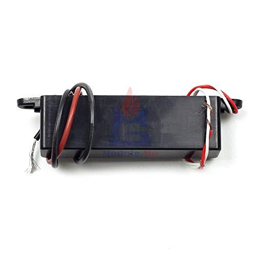 DC 12V 15000V to 20000V 20KV Adjustable Boost Step up High Voltage Electrostatic Generator Igniter Module Negative Ion Ignition