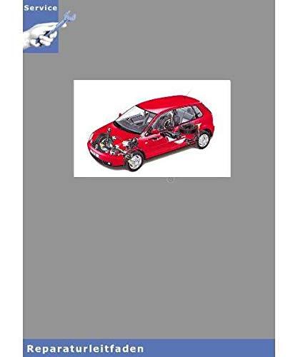 VW Polo IV, Typ 9N (01-09) 3-Zyl. Dieselmotor - Reparaturanleitung
