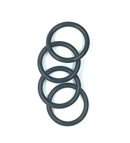 REPLACEMENTKITS.COM Brand Water Softener O-Ring Seal Kit (4 pack) Replaces 7337571, 7170288, 900535, STD302213, WS03X10025 works with Some Kenmore, Sears, GE, Eco Pure, Eco Water