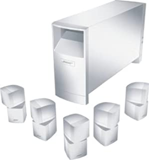 BOSE (R) Acoustimass 15 Series II Home Entertainment Speaker System - White