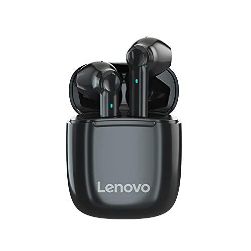 XT89 TWS Auricolari semi-in-ear Cuffie BT 5.0 Veri auricolari wireless con controllo tattile Suono stereo Cancellazione del rumore Cuffie con design biauricolare impermeabile con interfaccia Type-C