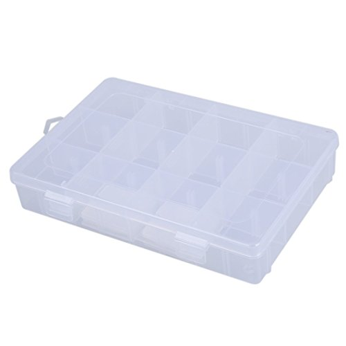 TOOGOO(R) Schmuck Perlen Box Perlenbox Sortierbox Sortierkasten