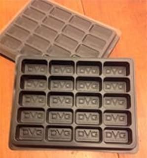 DVG: Deep Dish Bookcase Game Counter Trays, Qty Five