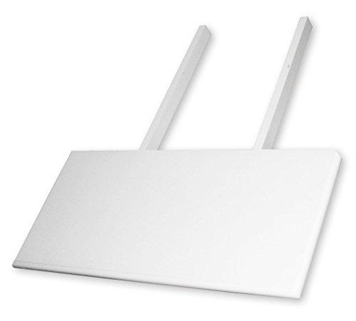 KMH®, Ansteckplatte/Tischverlängerung *Iris* (90 x 40 cm) (#201115)