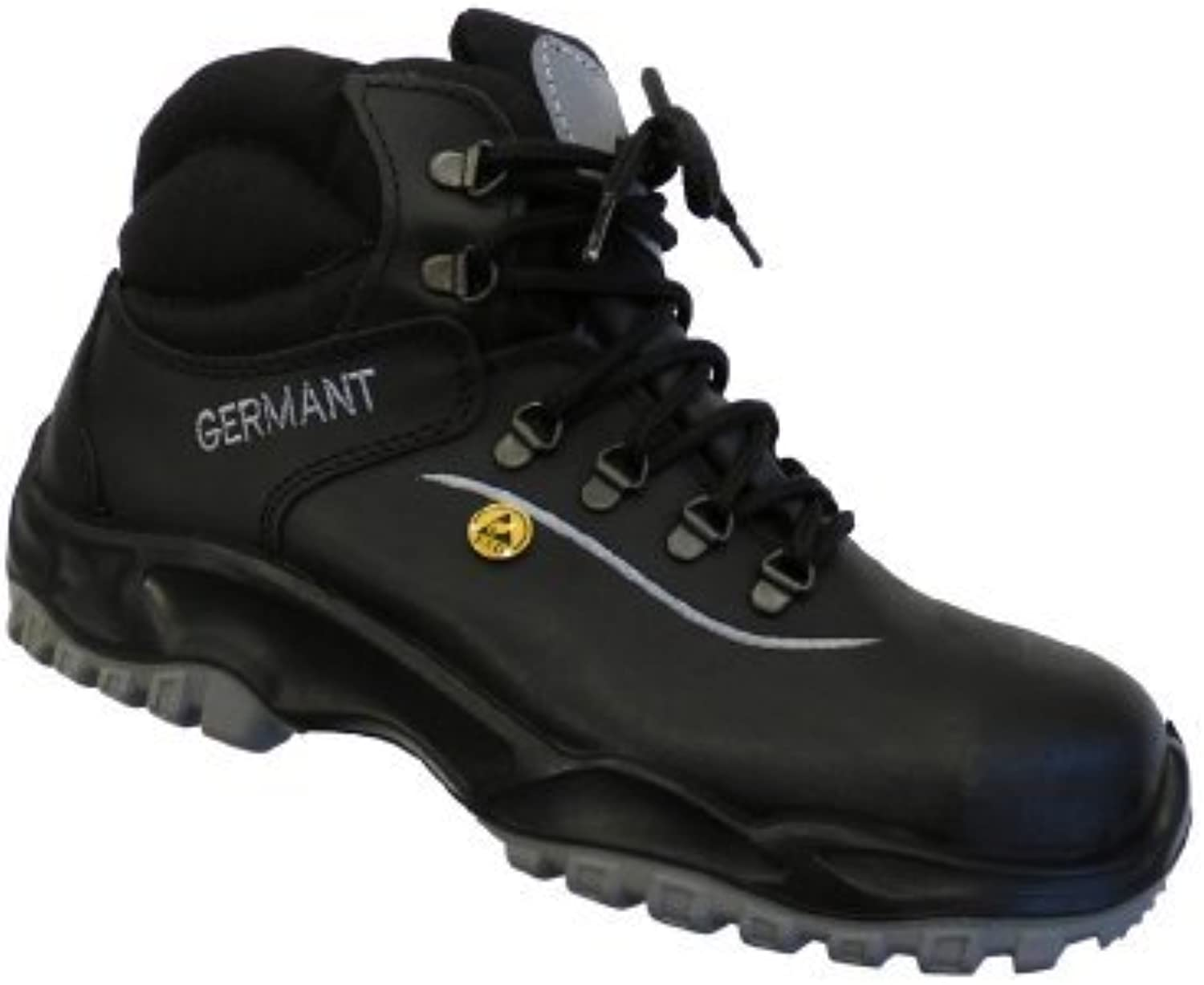 GERMANT 4251395703663 Safety Boots G5480 S3 ESD Size 45