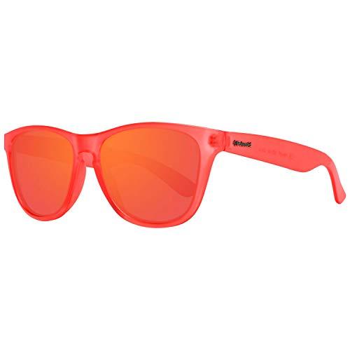 POLAROID P8443-0Z3-55 Gafas de Sol, Rojo, 55 para Hombre