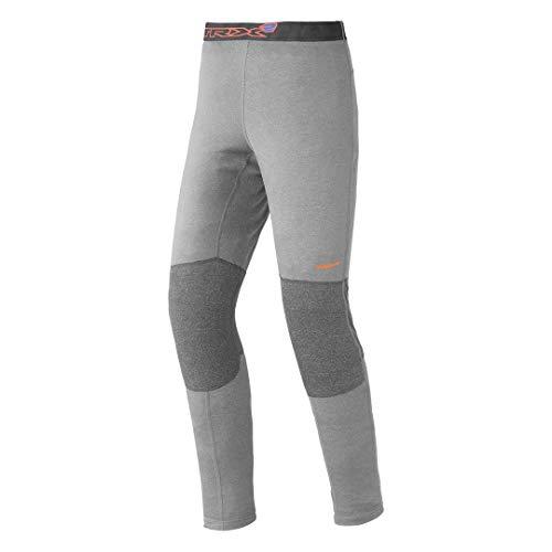 Trangoworld TRX2 Wool WM Pro Pantalon Long intérieur, Femme M Gris Clair/Gris foncé