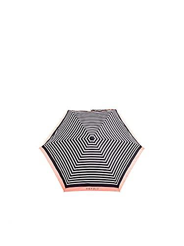 ESPRIT NEON Taschen-Schirm mit Streifen