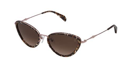 TOUS Sto387, Gafas De Sol Mujer, Brown Gradient (0APJ)