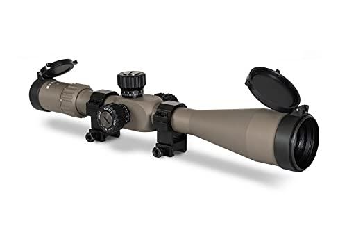 Monstrum G3 6-24x50 First Focal Plane FFP Rifle Scope with...