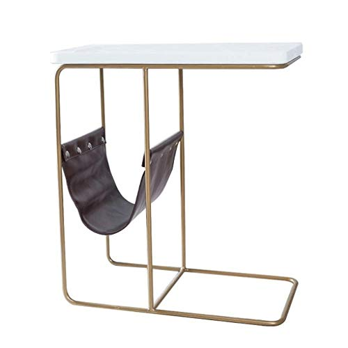 XLEVE Small Coffee Table-Best Choice Products Modern Round Side Coffee Table Accent Furniture Frame, Glass Top - Gold