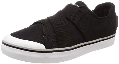 KEEN Black, Basket Femme, Slip Noir Elsa III Gore 1020476, 38.5 EU