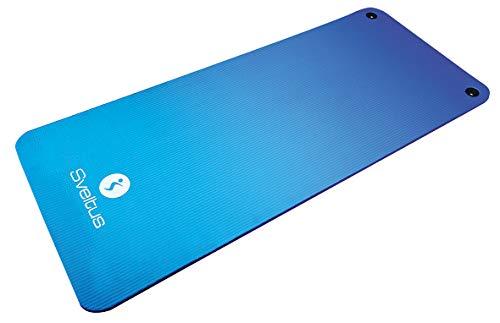 Sveltus Tapis évolution Adulte Unisexe, Bleu, 140x60 cm