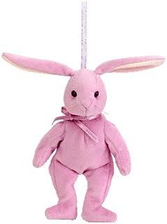 TY Basket Beanie Baby - FLOPPITY the Bunny